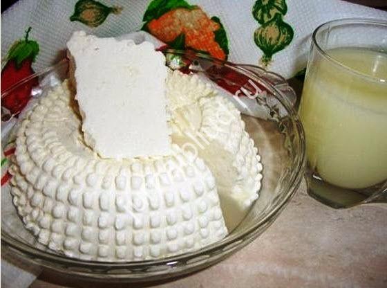 Сыр в домашних условиях рецепт