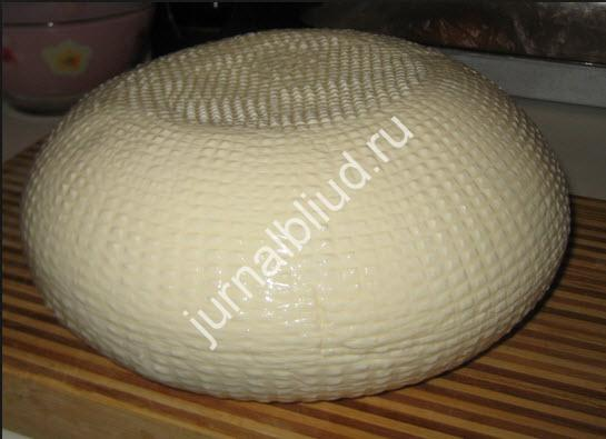 Домашний сыр рецепт с фото
