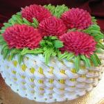 Масляный торт рецепт с фото