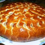 Пирог с мясом рецепт с фото