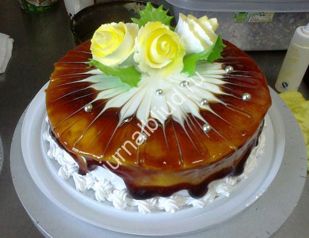 Торт Минутка фото
