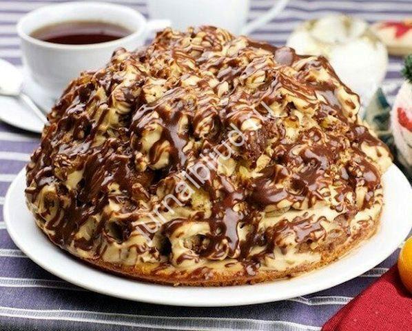 Торт пинчер рецепт с фото