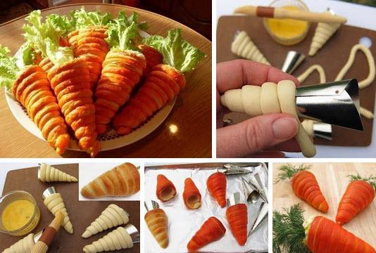 Салат морковка фото