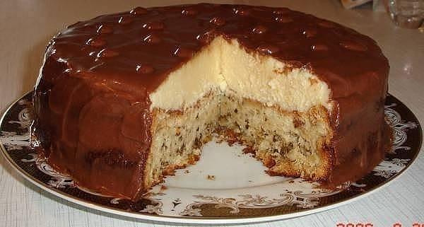 "Торт ""Эскимо"" фото"