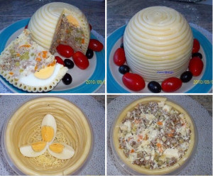 закусочный торт фото