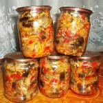 Рецепт баклажаны по-корейски