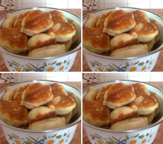 Бабушкины пирожки «Вкуснотища без хлопот»