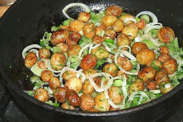 Бюджетные блюда из картошки