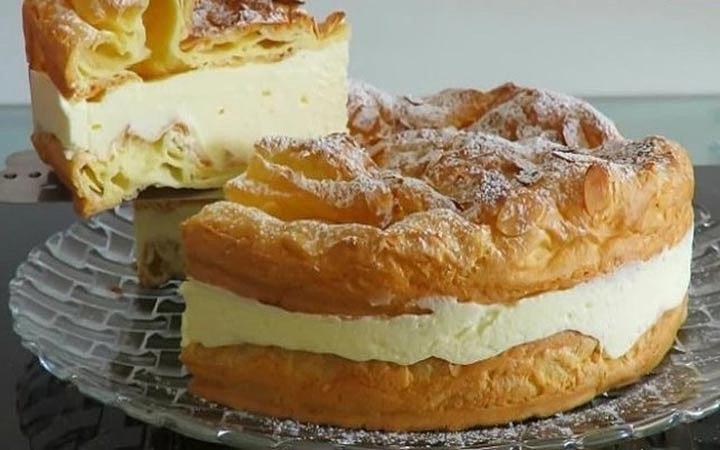Восхитительный торт «Карпатка». Вы влюбитесь в него с первой ложки