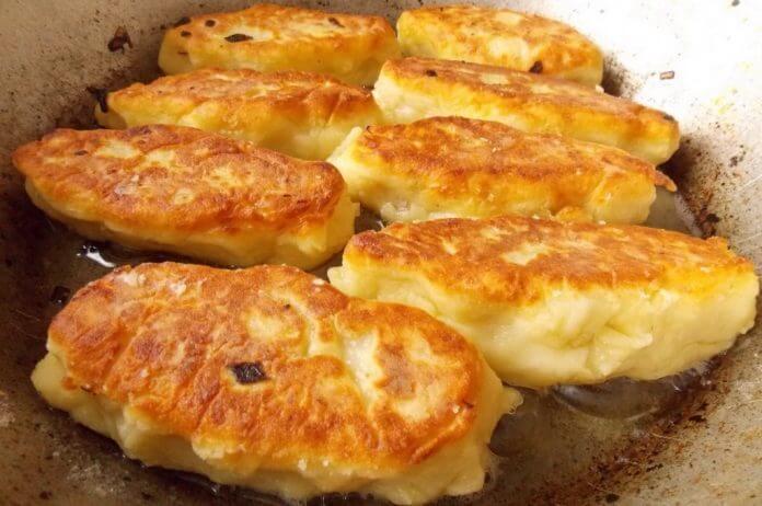 Моя бабушка из Минска их научила готовить: вкуснейшие зразы с грибами