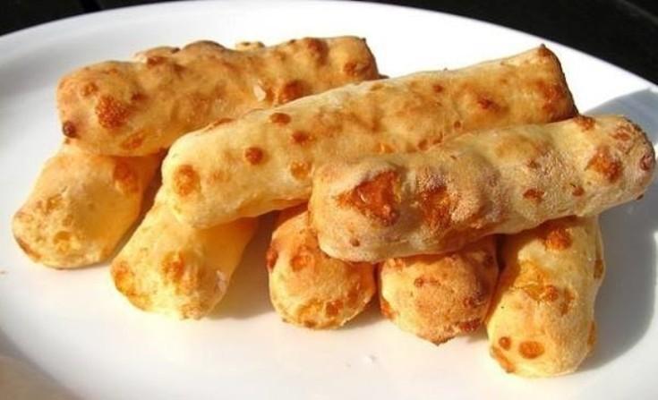 Сырные палочки из лаваша по-быстрому — отличная закуска, вкусная, ароматная.