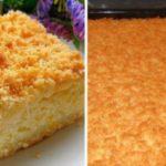 Тертый пирог с творогом: самый вкусный и простой рецепт. Рецепт - находка.