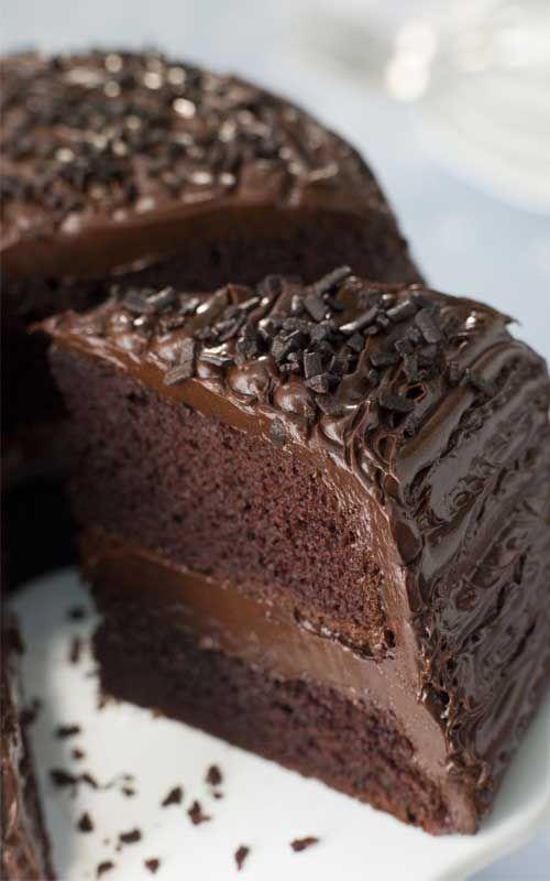 """Тот самый """"Влажный"""" шоколадный торт без яиц!"""
