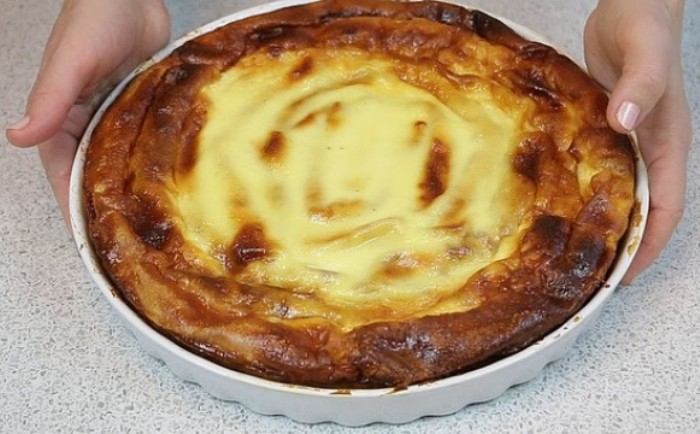 Блинный пирог с творогом покорит всех без исключения. Непередоваемый вкус!