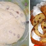 Пышный пирог-пятиминутка. Простой рецепт без возни и горы испачканной посуды. С нежной текстурой…