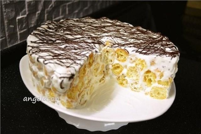 """Торт """"Дамские пальчики"""". Такой нежный - нежный получился! Потрясающий рецепт!"""