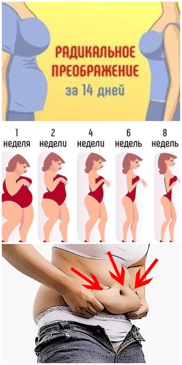 Весишь больше 70 кг — худей по известному экспресс-методу. Стань стройнее и почувствуй себя моложе!
