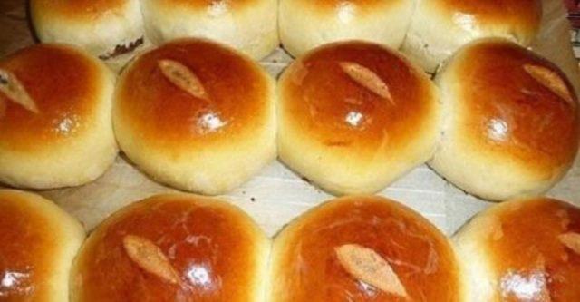 Творожные булочки «Детские»— нереально мягкие!