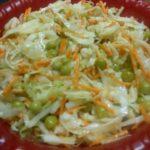Самый вкусный и легкий салатик на скорую руку