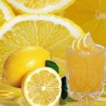Лимонная смесь для сосудов