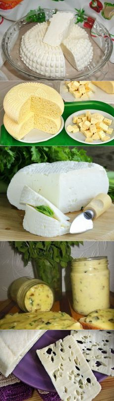 Домашний сыр за 3 часа. Невероятно вкусный сыр, который содержит только натуральные продукты и ничего лишнего!
