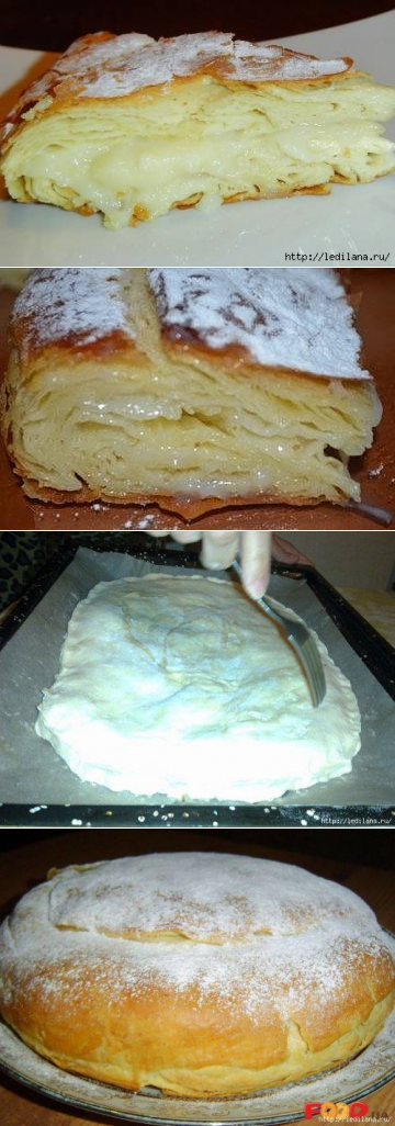 Это египетская сладость, то ли пирог, то ли пирожное, но скажу одно - это безумно вкусно!
