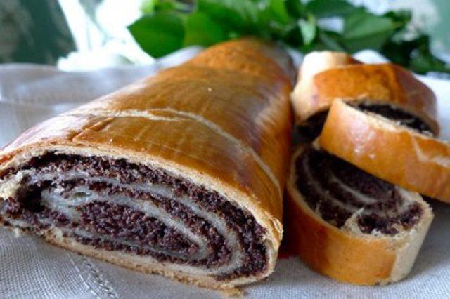 Маковый пирог «Королевский» - угощение для гостей к чаю