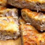 Запеканка с курицей и сыром нежная и сочная, каждый кусочек дарит море восторга.