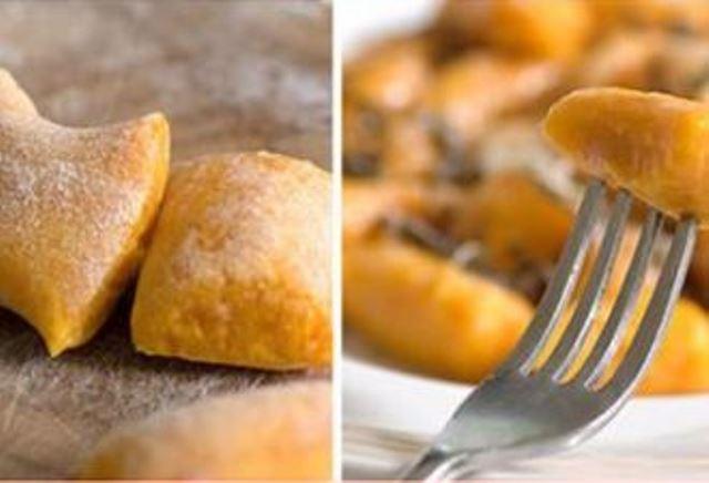 Тыквенные ленивые вареники — полезное осеннее блюдо!