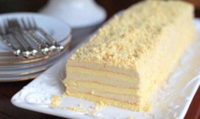 Торт «Славянка» имеет головокружительный успех!