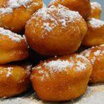 Очень вкусные, ароматные и нежные пончики — проще не бывает!