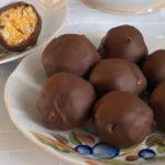 Тыквенные конфеты