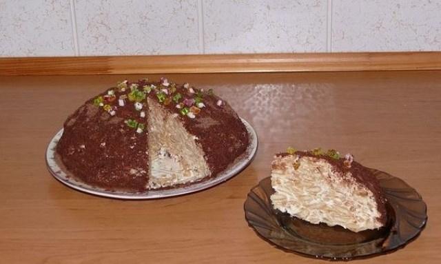 Новинка! Гениальный тортик. Потрясающий вкус!