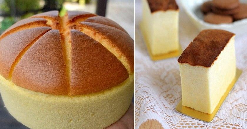 Как испечь хлопковый японский чизкейк дома. Простота поражает! С виду бисквит, а внутри настоящее сливочное наслаждение.