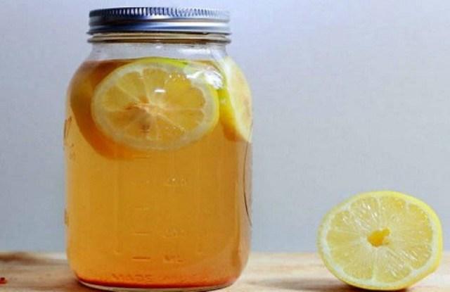 Имбирная вода — самый полезный напиток, который успешно сжигает избыток жира на вашей талии и бедрах!