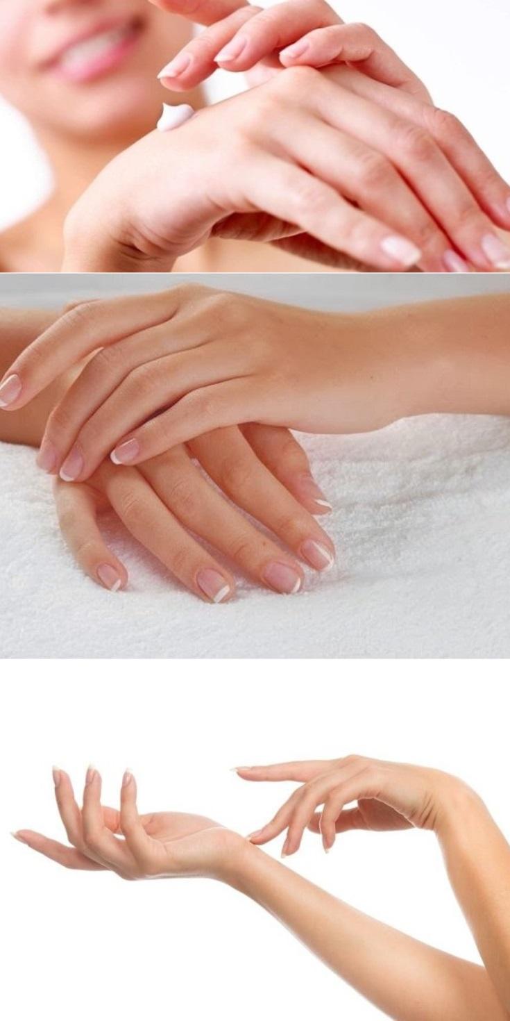 Мои руки были очень морщинистые, пока я не узнала об этих средствах! Теперь моей кожей восхищаются даже молоденькие..