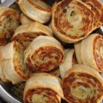 ПРОРЫВ ГОДА. Алупатры (картофельные рулетики)… Вкуснотище!
