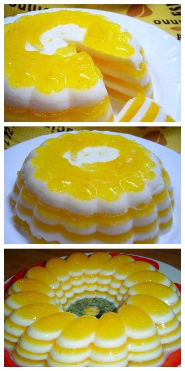 Ваша фигура скажет спасибо! «Апельсиновое чудо» — легкий и низкокалорийный десерт.
