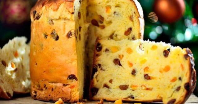 Итальянский пасхальный кекс «Панеттоне»: легкий, пористый, по-настоящему вкусный!