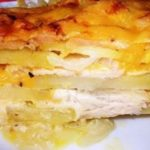 Картофельная запеканка с курицей и сыром. ВКУСНЯТИНА НЕОБЫКНОВЕННАЯ. Самый удачный рецепт! Это надо попробовать!