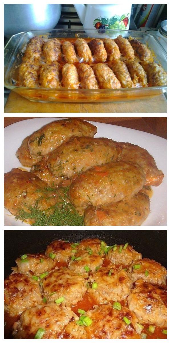 Ленивые голубцы — кулинарный рецепт из моего детства! И выглядит красиво, и очень аппетитно!