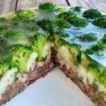 Обалденный мясной торт «Леший» - ДЕЛИКАТЕС НА КОТОРЫЙ УЙДЕТ 5 МИНУТ НА КУХНЕ!
