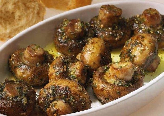 Низкокалорийный грибной ужин. Этот рецепт у вас попросит каждый гость