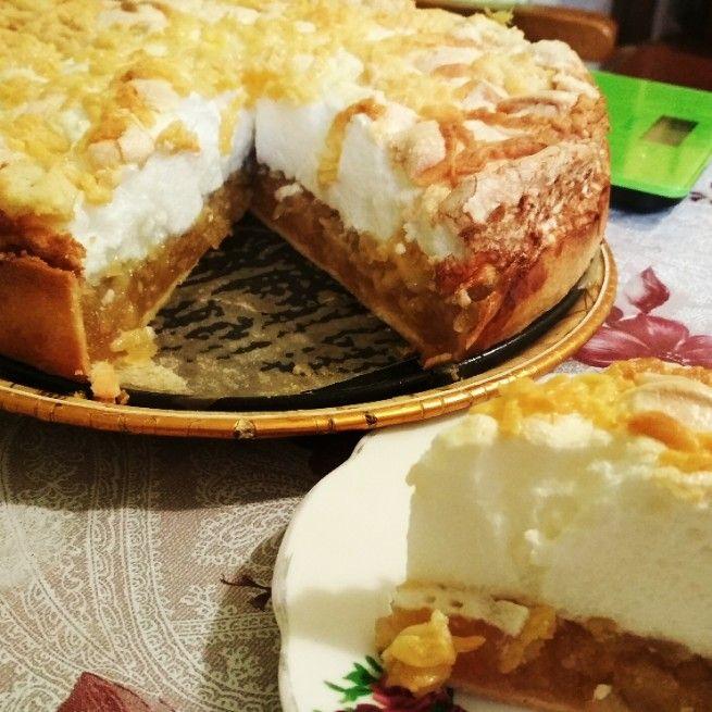Самый нежный «Польский яблочный пирог» просто тает во рту!