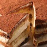 Самый вкусный десерт «ТИРАМИСУ». Ела бы и ела столовыми ложками!