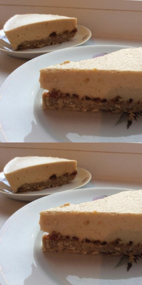 Очень необычный десерт, который легко приготовить в домашних условиях