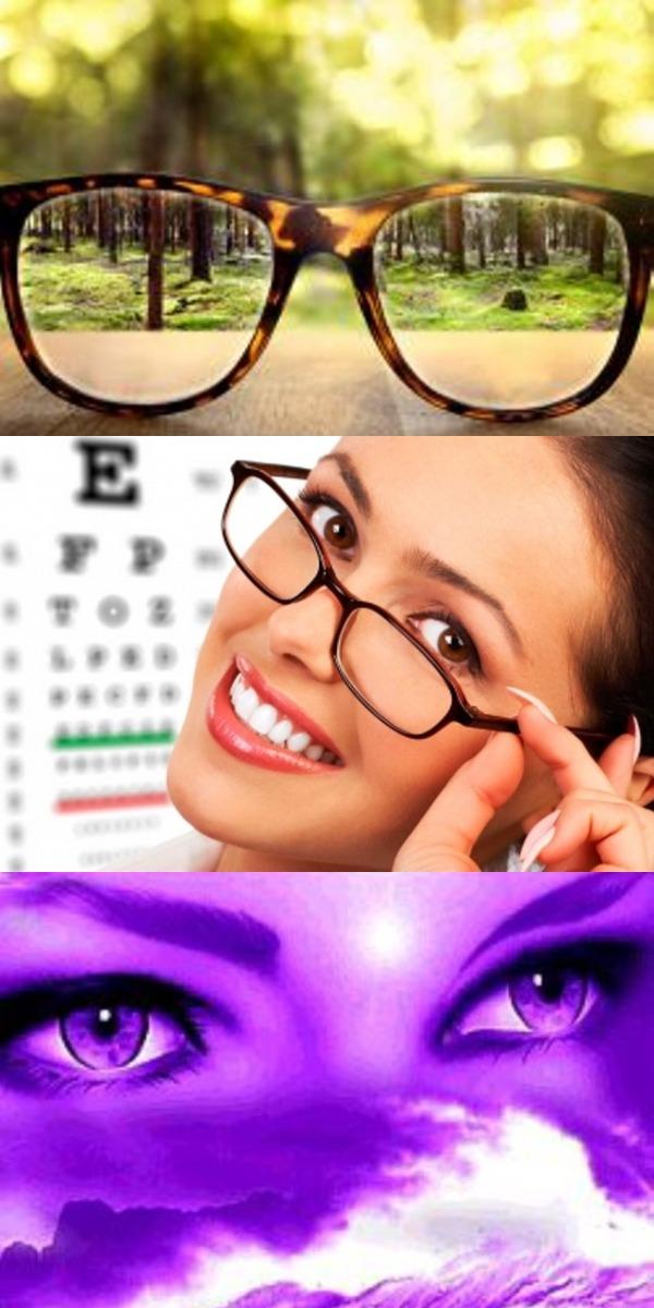 Попрощайтесь с очками и улучшите свое зрение с этим удивительным рецептом