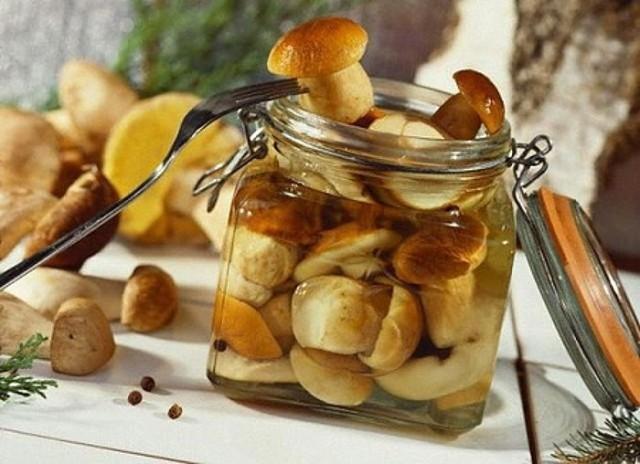 Маринад для любых грибов. Невероятная вкуснотища