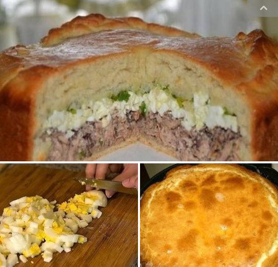 Бесподобный просто получился пирог с рыбой, яйцом и зеленым луком. Детки съели с удовольствием! Это очень вкусно!