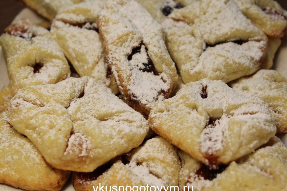 Печенье за 15 минут! Мягкое и такое аппетитное! Просто мммм